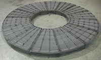 Annular-Stacked-Wire-Mesh-Pads-with-Heavy-Duty-Banded-Grids