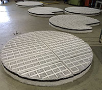 Co-Knit-Polypropylene-Pads-with-Banded-Grids