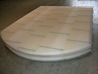 130H-Arched-Vertical-Chevron-Polypropylene